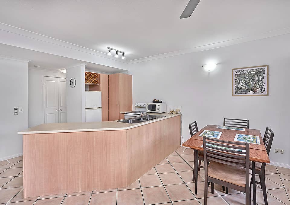 Self-Contained Two-Bedroom Cairns Apartments