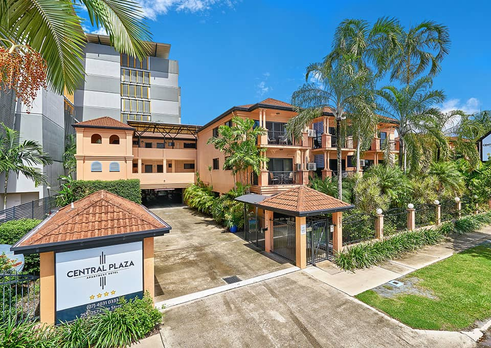 Central Plaza Apartments Cairns